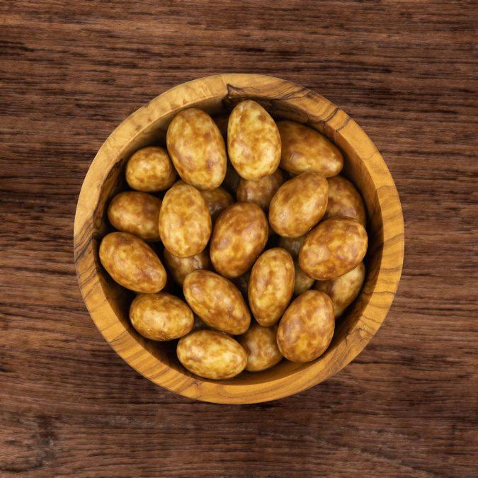 Choco amandelen tiramisu
