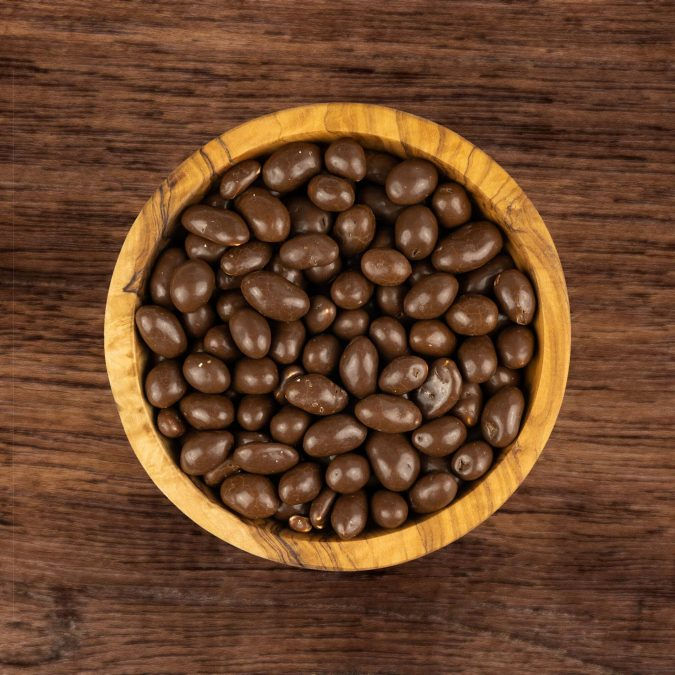 Choco pinda's melk