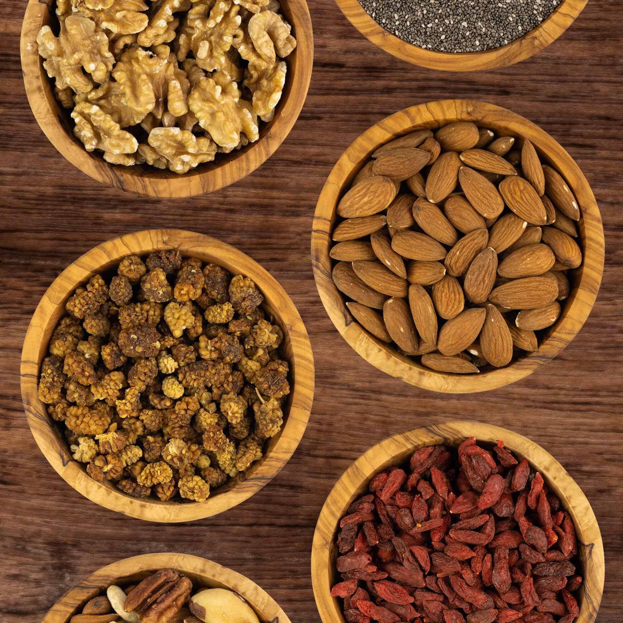Gezond notenpakket