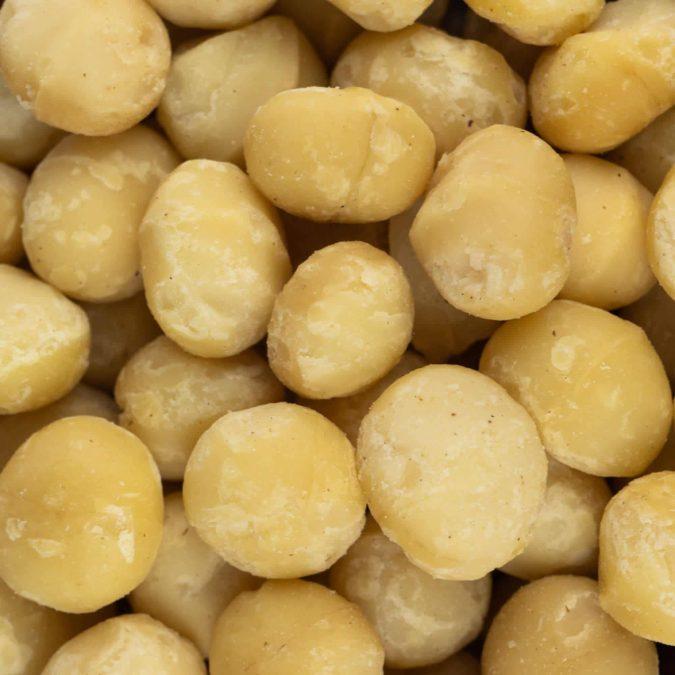Macadamia's naturel
