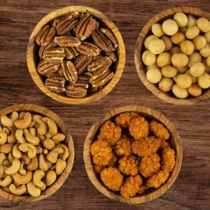 Snackpack notenpakket