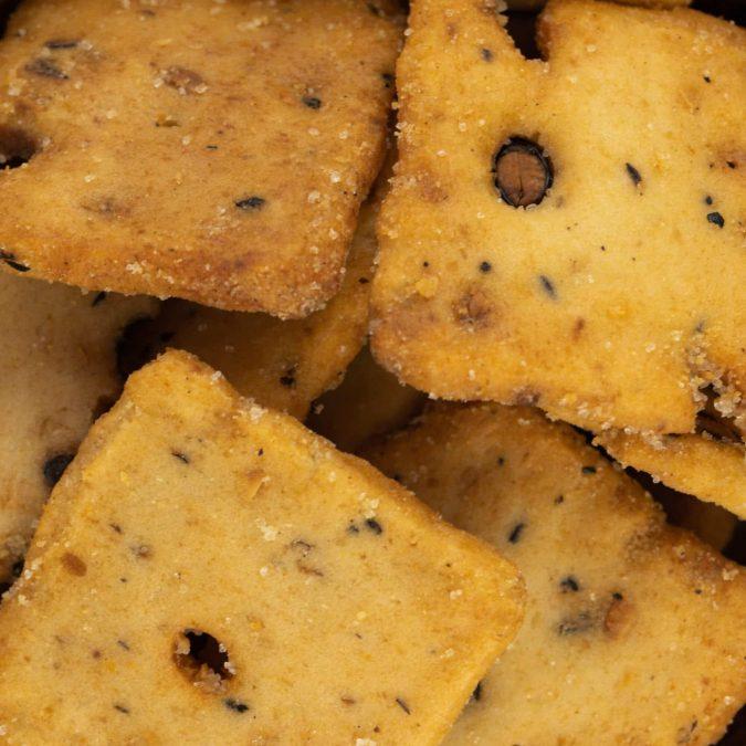 Soy Bean Cracker teriyaki