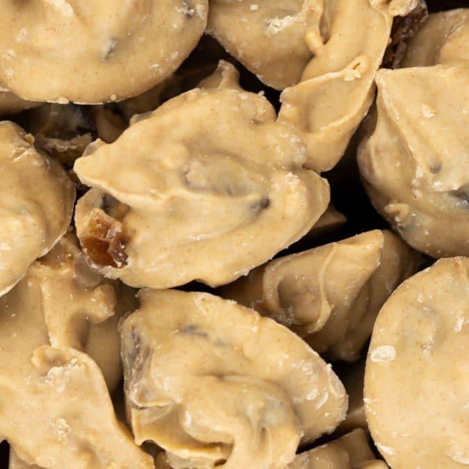 Choco cluster appeltaart