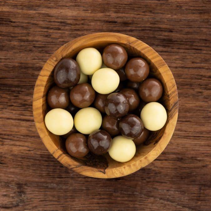 Choco hazelnoten gemengd
