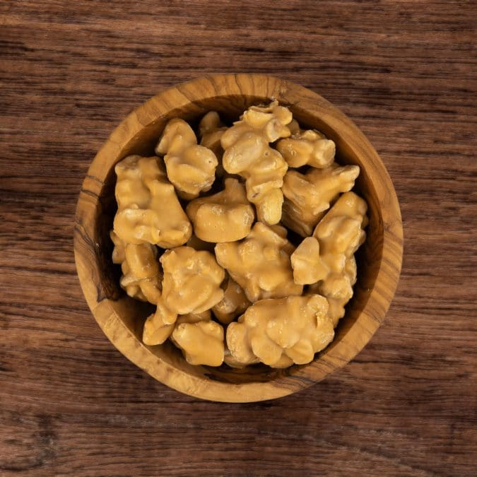 Choco pindarots karamel/zeezout