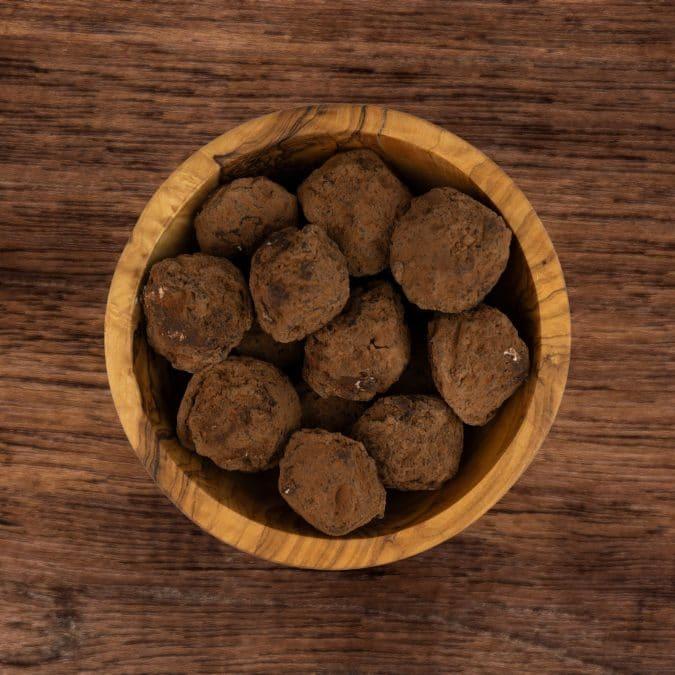 Choco truffels