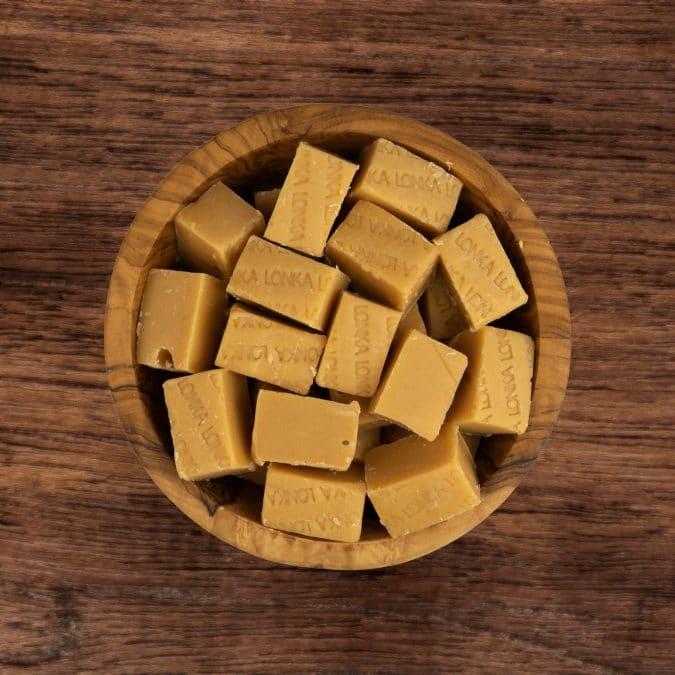 Lonka fudge caramel zeezout